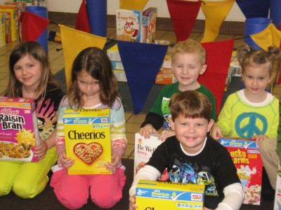 UMC Nursery School Blocks Out Hunger